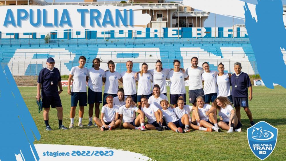 Calendario Calcio Femminile Serie B.Apulia Trani Scheda Squadra Italia Femminile Serie C