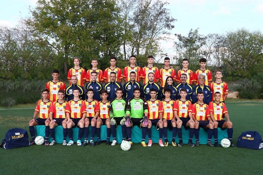 Us Lecce Calendario.Lecce Scheda Squadra Italia Allievi Nazionali U16