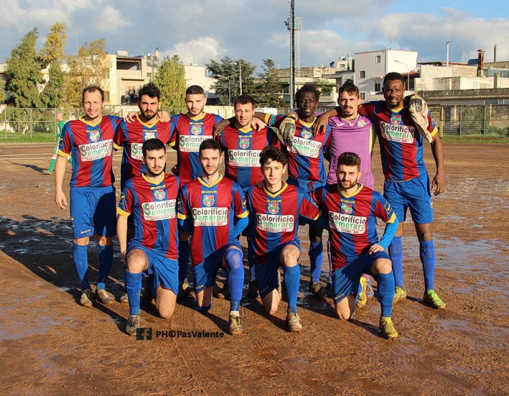ca96e52db Carovigno Calcio - Scheda Squadra - Puglia - Promozione Girone B