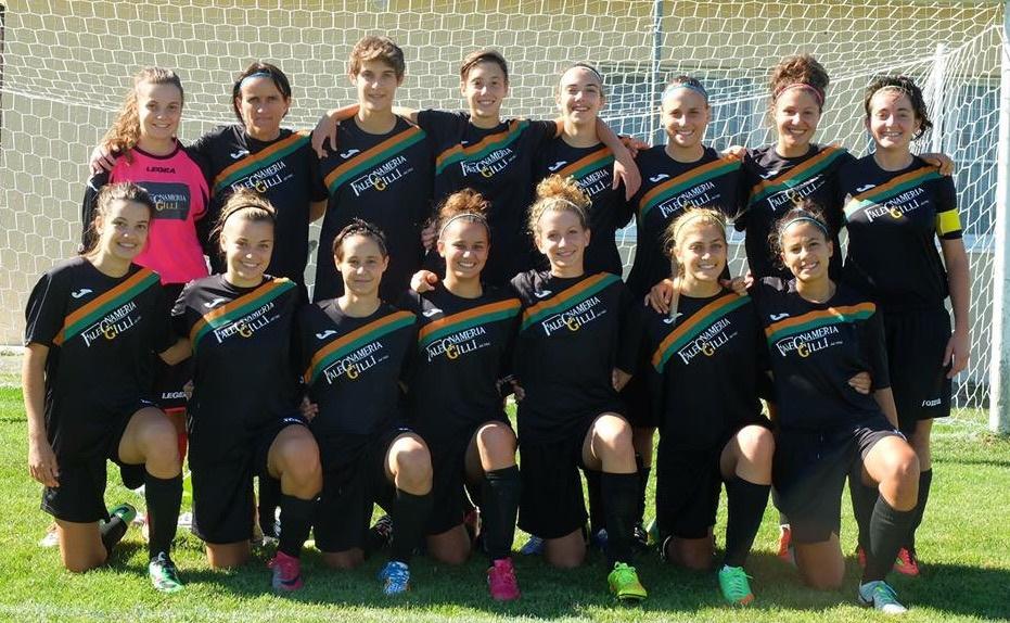 new team ferrara - scheda squadra - emilia-romagna - femminile serie c