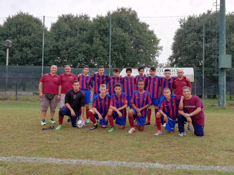 Real Cinisello - Scheda Squadra - Lombardia - Allievi