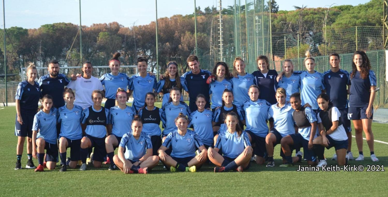 Lazio Primavera Calendario.Lazio Women U19 Scheda Squadra Italia Femminile