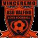 logo Valfino Love Football