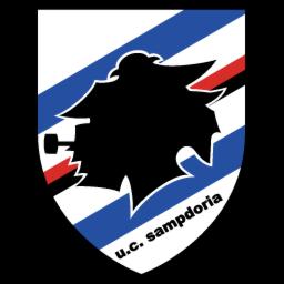 Risultati immagini per sampdoria logo